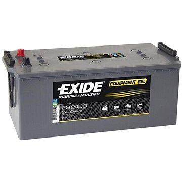 EXIDE EQUIPMENT GEL ES2400, baterie 12V, 210Ah (ES2400)