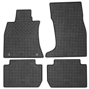 RIGUM KIA Stinger 17- gumové koberečky černé (4x4/sada 4 ks) (8306X12)