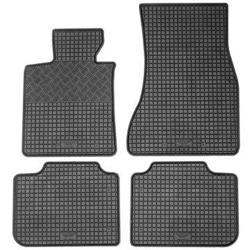 RIGUM BMW 6 G32, 17- gumové koberečky černé (sada 4ks) (0604X12)