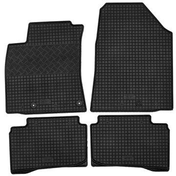 RIGUM HYUNDAI Ioniq Hybrid 16- gumové koberečky černé (sada 4ks) (8282X12)