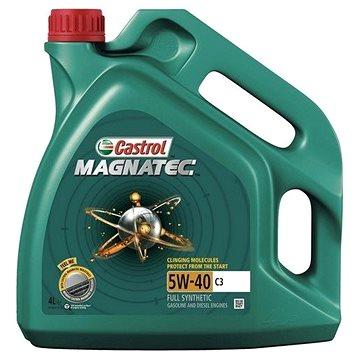 Castrol Magnatec 5W-40 C3 4L (4008177155598)