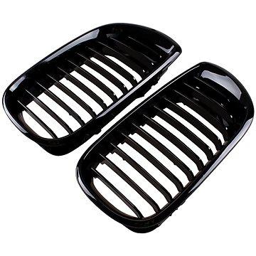 M-Style Přední maska ledvinky single BMW 3 E46 2001-2006 FACELIFT černá (3757-MS-043774)