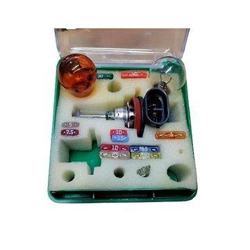 ŠKODA Servisní krabička s žárovkou H8 12V 35W PGJ19-1 (5J0054980A)