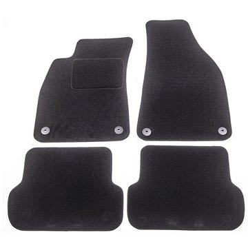 ACI textilní koberce pro AUDI A4 00-04 černé (sada 4 ks) (0325X62)