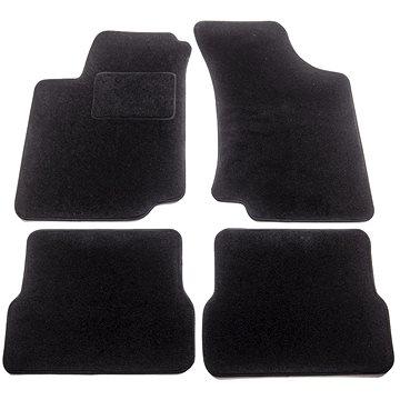 ACI textilní koberce pro VW GOLF 91-97 černé (sada 4 ks) (5880X62)