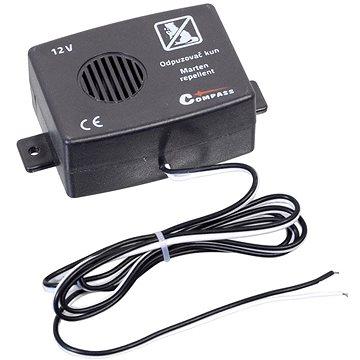 COMPASS Odpuzovač kun elektronický 12V (07303)