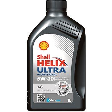 SHELL HELIX Ultra Professional AG 5W-30 1l (SH HUAG530-1)