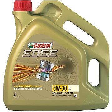 CASTROL EDGE 5W-30 LL TITANIUM FST 4l (CA 194700257)