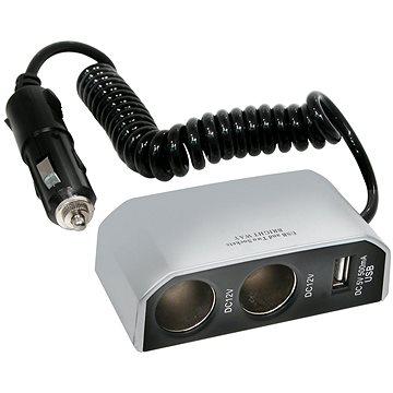 CARPOINT 12V - s USB přípojkou (0523432)