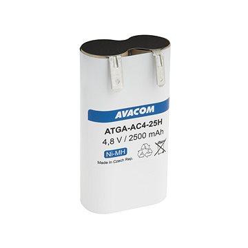 Avacom pro Gardena typ ACCU 4 Ni-MH 4,8V 2500mAh (ATGA-AC4-25H)