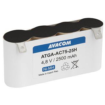 Avacom pro Gardena typ ACCU 75 Ni-MH 4,8V 2500mAh (ATGA-AC75-25H)