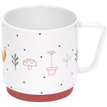 Lässig Cup Porcelain Garden Explorer girls 150 ml (4042183406381)