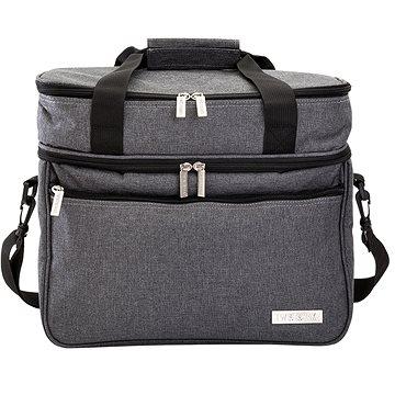 TWISTSHAKE Chladící taška 15 l šedá (7350083124715)