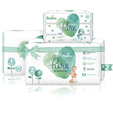 PAMPERS Pure Protection Starter Pack