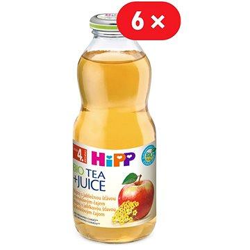 HiPP BIO Nápoj s jablečnou šťávou a fenyklovým čajem - 6× 500 ml (9062300414278)