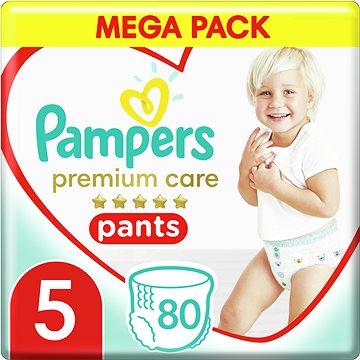 PAMPERS Premium Pants Mega Box vel. 5 (4× 20 ks)