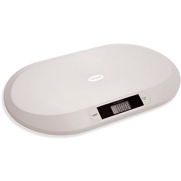 BabyOno Digitální váha - šedá (5901435411032)