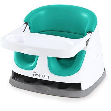 Ingenuity Podsedák 2v1 Baby Base Green (074451115743)