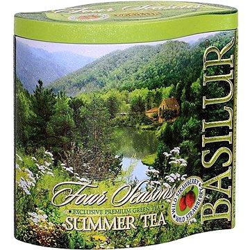 BASILUR Four Seasons Summer Tea plech 100g (7572.01)