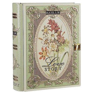 BASILUR Book Love Story I. plech 100g (7350)
