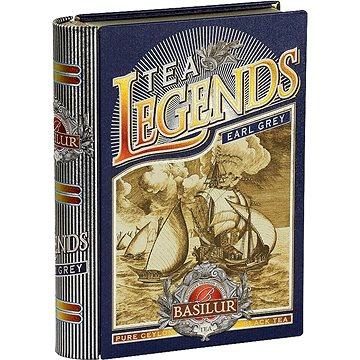 BASILUR Book Legends Earl Grey plech 100g (7363.01)