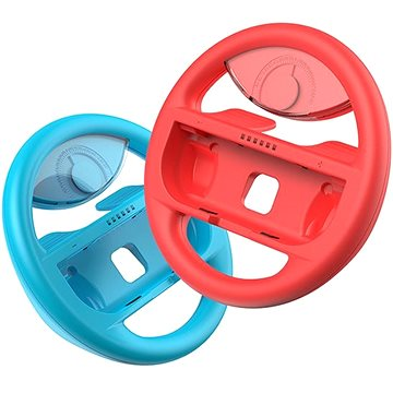 Baseus SW Wheel Handle Pair GS03 Red+Blue (GMSWB-93)