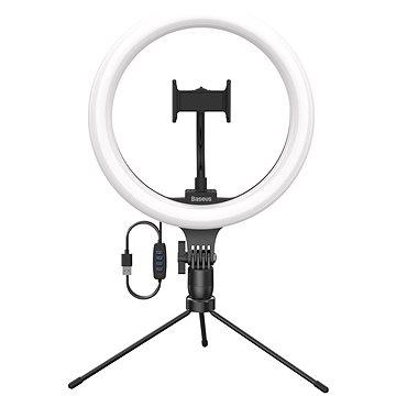 Baseus Live Stream Holder Ring Light Selfie Tripod Black (CRZB10-A01)