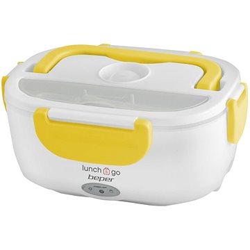 BEPER 90920-G elektrický obědový box, žlutý (90920G)