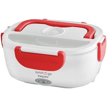 BEPER 90920-R elektrický obědový box, červený (90920R)