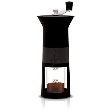 Bialetti Ruční mlýnek na kávu, černý (99DCDESIGN03)
