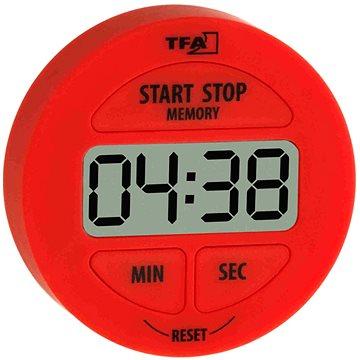 TFA Digitální minutka – časovač a stopky – TFA38.2022.05 (TFA38.2022.05)