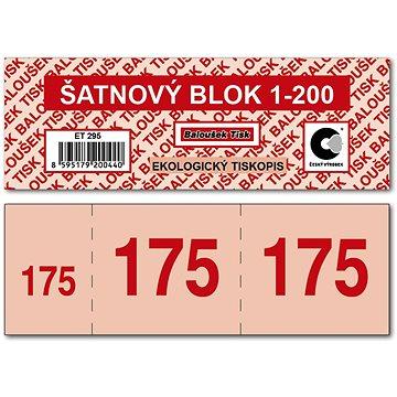 BALOUŠEK Šatnový blok (ET295)
