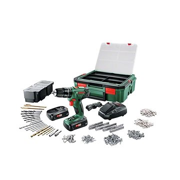 Bosch Mobilní dílna PSB 1800 18V, 2x1,5Ah (06039A330K)