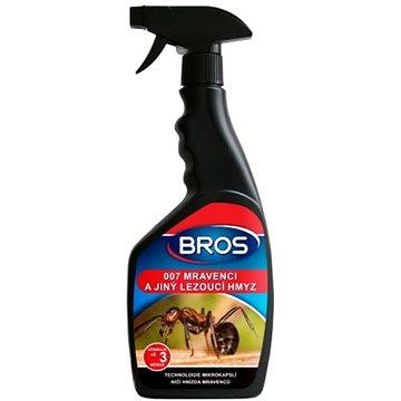 Sprej BROS proti mravencům a lezoucímu hmyzu 500ml (5904517244931)