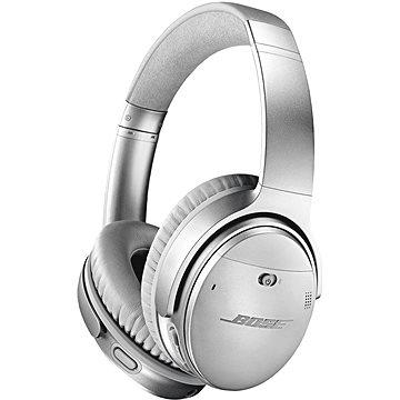 BOSE QuietComfort 35 II stříbrná (789564-0020)