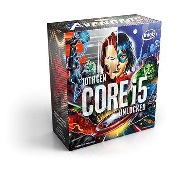 Intel Core i5-10600K Avengers (BX8070110600KA)