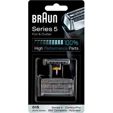 Braun CombiPack Series 5-51S (81387975)