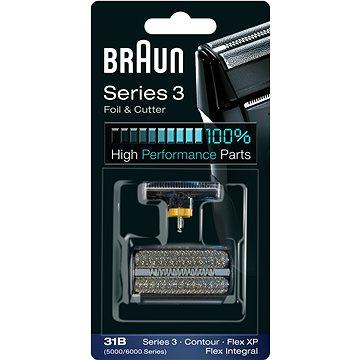 Braun CombiPack FlexIntegral-31B, černý (81387938)