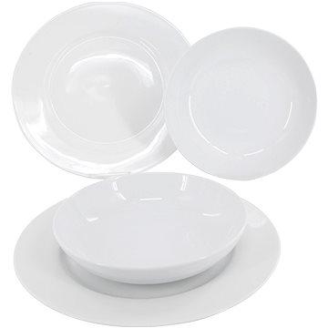 by inspire Jídelní sada 4ks Jumbo (2ks pasta talíř Jumbo + 2ks mělký talíř Jumbo) (A395-99-00)