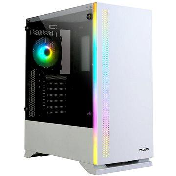 Zalman S5 White (S5 White)