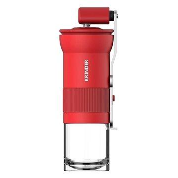 Cafflano® KRINDER – červený (G300-RD)