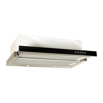 CATA EMPIRE VD 207060 Černé sklo (20706070)