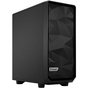 Fractal Design Meshify 2 Compact Black Solid (FD-C-MES2C-01)