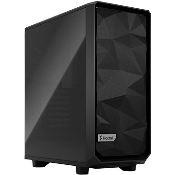 Fractal Design Meshify 2 Compact Black TG Dark (FD-C-MES2C-02)