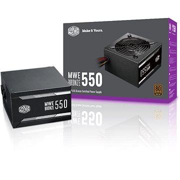 Cooler Master MWE BRONZE 550 - V2 (MPE-5501-ACAAB-EU)