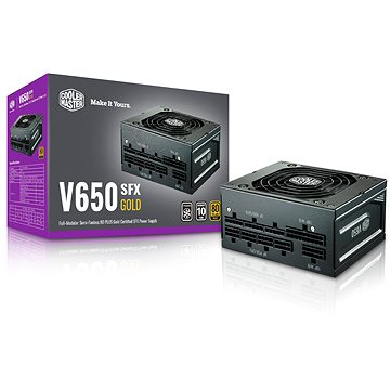 Cooler Master V650 SFX Gold (MPY-6501-SFHAGV-EU)