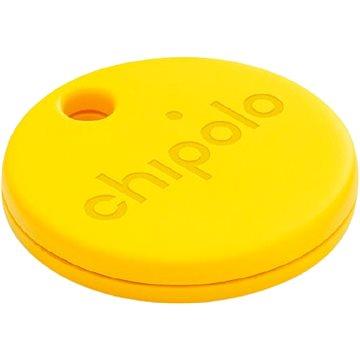 CHIPOLO ONE – smart lokátor na klíče, žlutý (CH-C19M-YW-R)