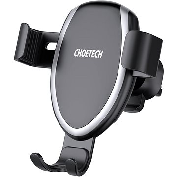 ChoeTech Wireless Fast Charger Car Holder 10W Black (T536-S)