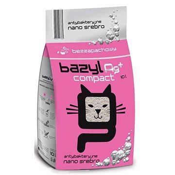 Bazyl Ag+ Compact bentonite 10L (5902020577454)