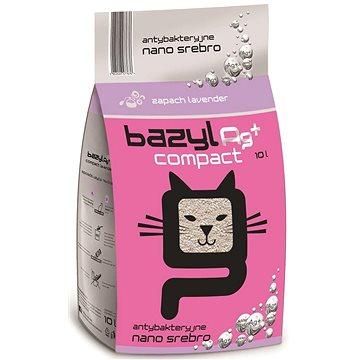 Bazyl Ag+ Compact bentonite Lavender 10L (5902020577676)